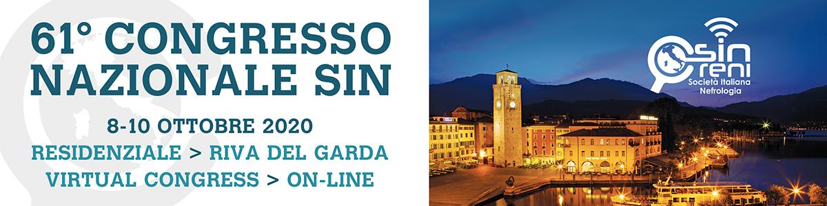 61 congresso nazionale sin società italiana di nefrologia